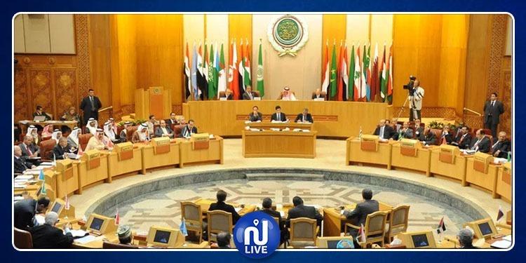 وزراء الداخلية العرب في تونس