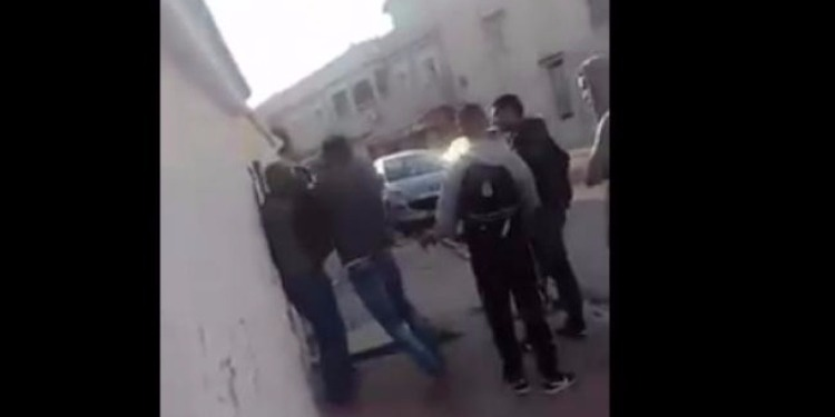خبر تعرض صاحب  فيديو حادثة الاعتداء على كهل بحي ابن سينا الى محاولة قتل لا أساس له من الصحة