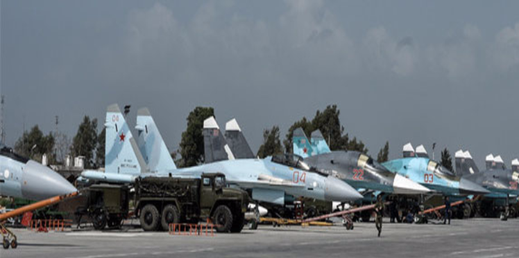 """الدفاع الروسية : مقاتلات """"سوخوي"""" أثبتت تميزها الفريد في سوريا"""