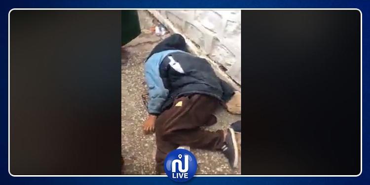 صادم ومؤلم: تونسي يفارق الحياة ''تحت حيط'' أمام مستشفى باجة (فيديو)