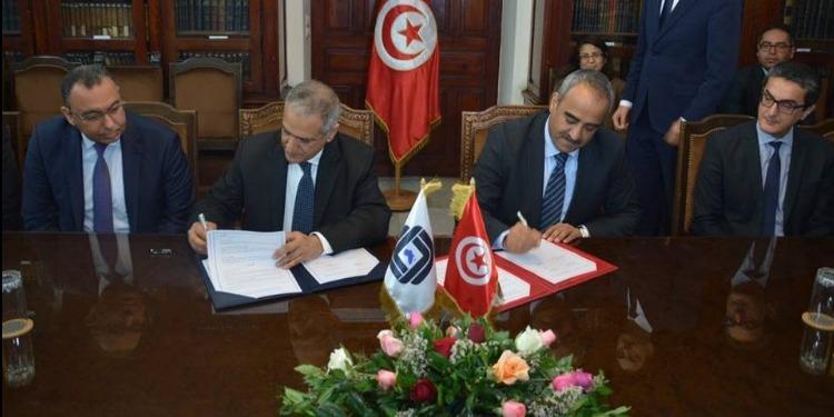 إبرام إتفاقيّة لفتح مكتب تمثيلي لـ 'مصرف الساحل والصحراء للإستثمار والتجارة' بتونس