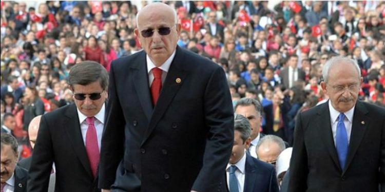 رئيس البرلمان التركي يدعو لاعتماد دستور إسلامي