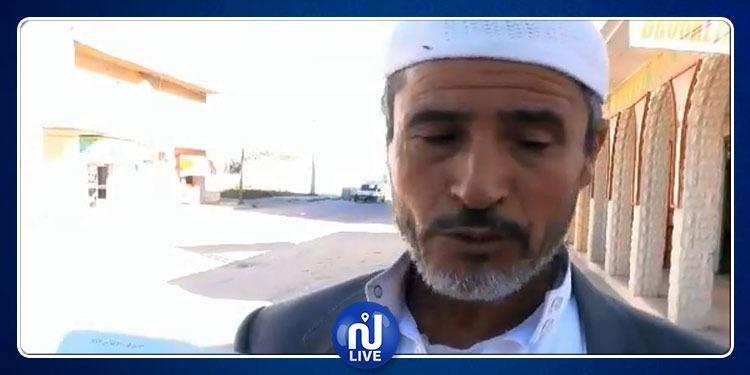 والد الشهيدة سارة الموثق يرد على والي مدنين..'وطني قبل بطني دائما'