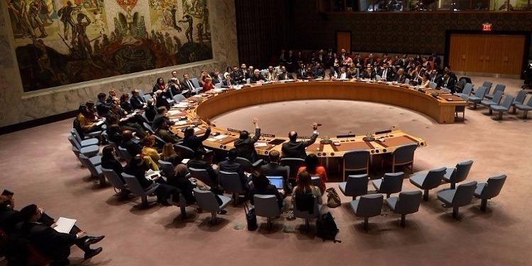 فلسطين تٌطالب بإلغاء حقّ الفيتو الأمريكي في مجلس الأمن