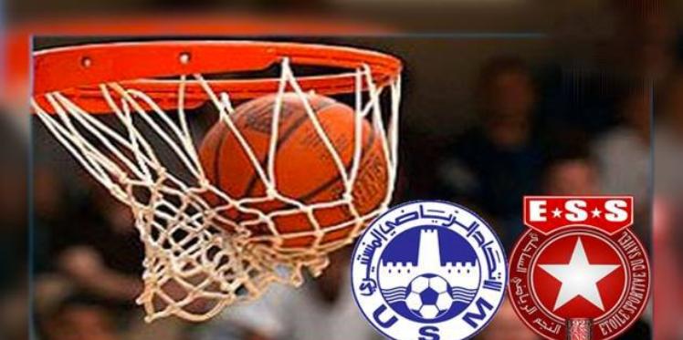 """نصف نهائي """" السلة العربية"""" : قمة تونسية بين النجم و الاتحاد المنستيري"""