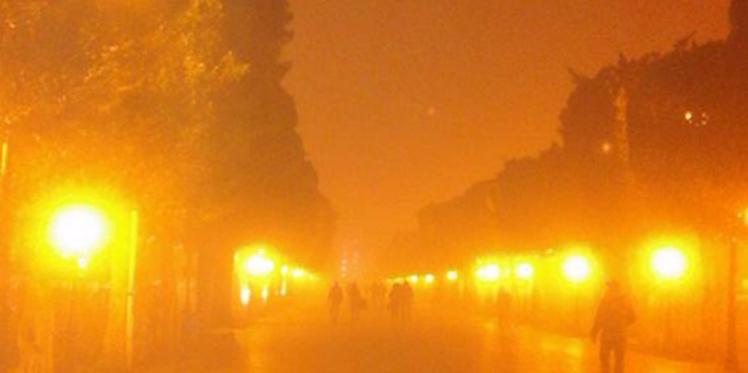 ضباب محلي كثيف بعديد الجهات صباح الجمعة