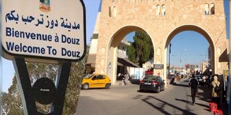 تضامنا مع الكامور - اضرب عام غدا بدوز مع مسيرة تجوب شوارع المدينة