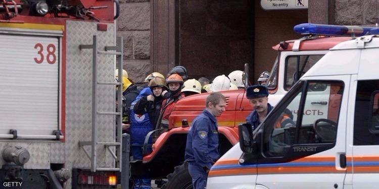 أوكرانية تحدثت عن تفجير سان بطرسبورغ قبل وقوعه