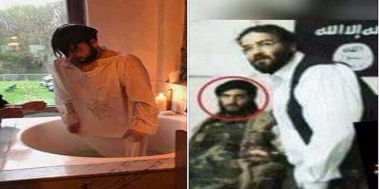 القاضي الشرعي لجبهة النصرة يعتنق المسيحية (صور وفيديو)
