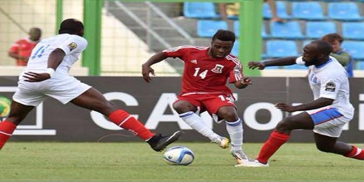 تصفيات مونديال 2018: التعادل يحسم الشوط الاول بين الكونغو الديمقراطية وغينيا