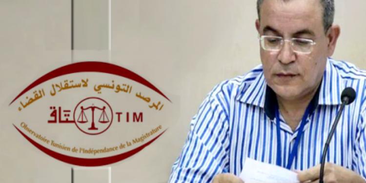 رئيس مرصد إستقلال القضاء يقاضي وزير الداخلية ووالي نابل