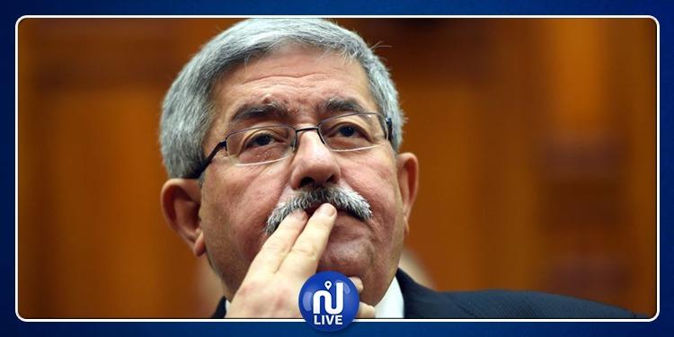 إستقالة رئيس الحكومة الجزائرية أحمد أويحي