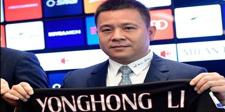 AC Milan : Le président de l'AC Milan dément sa faillite