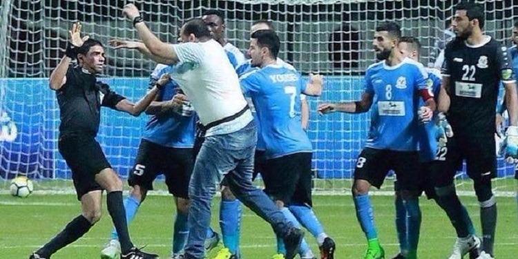 إلغاء العقوبات على الفيصلي الأردني على خلفية أحداث مباراته ضد الترجي الرياضي