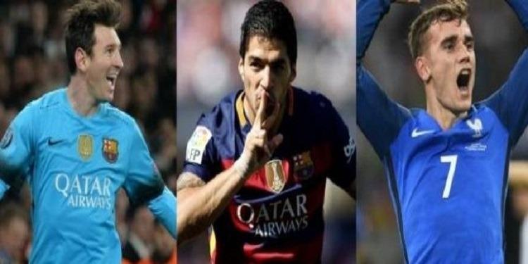 ميسي يرفض تواجد غريزمان في برشلونة من أجل سواريز !