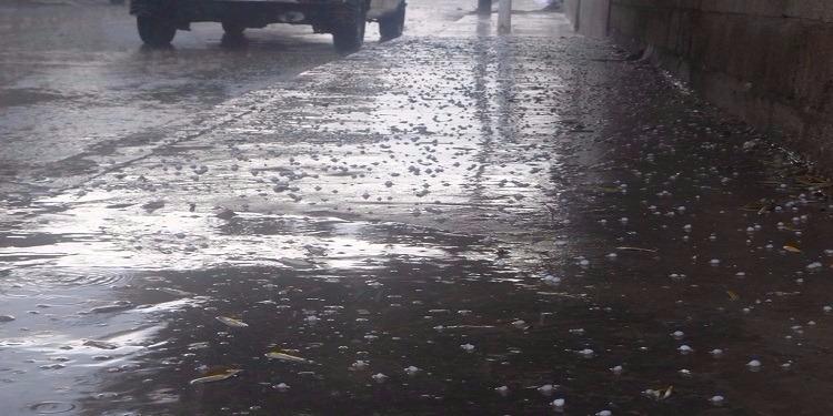 القيروان : أمطار غزيرة تتسب في انقطاع التيار الكهربائي