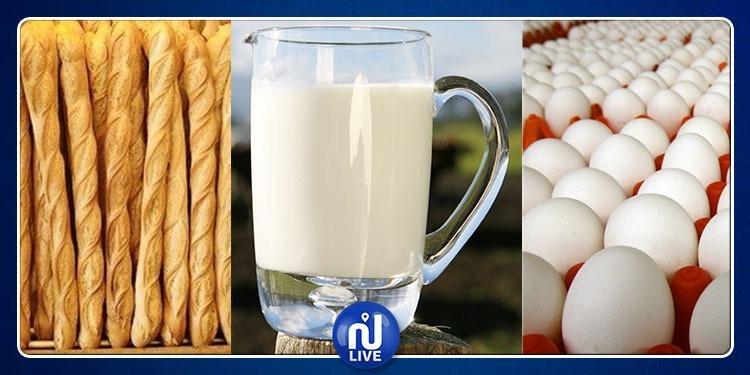 نحو الترفيع في أسعار ''الباقات'' والحليب والبيض!؟