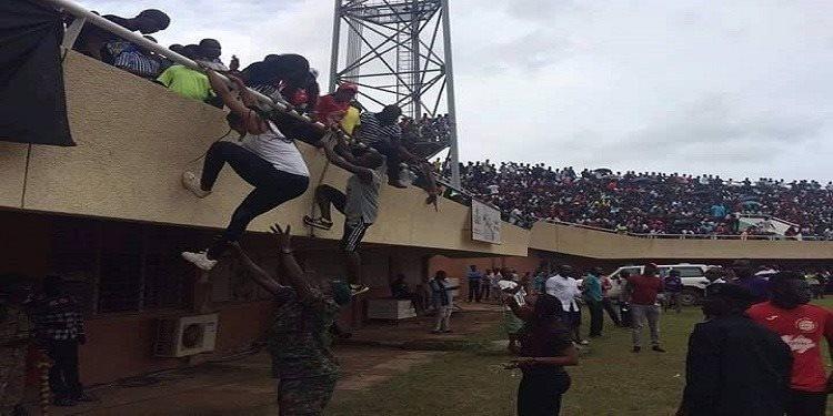 CAN: Le match Gambie-Algérie retardé par un envahissement du terrain