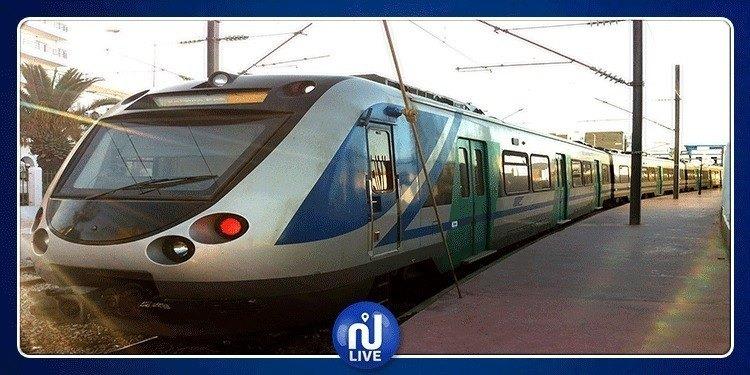 Dédoublement de la voie du métro Moknine-Mahdia, en 2020