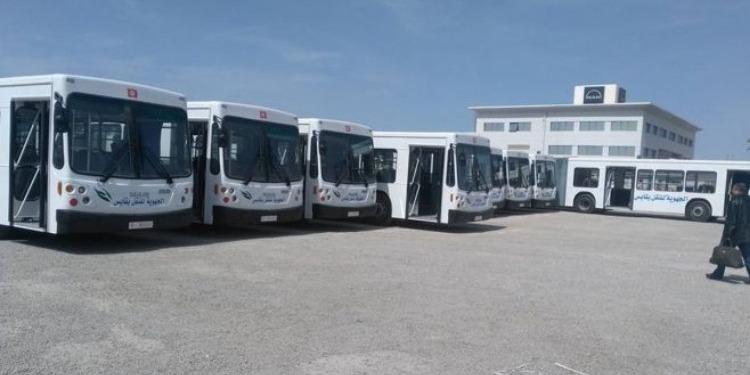 قابس: تعزيز أسطول الشركة الجهوية للنقل بحافلات جديدة