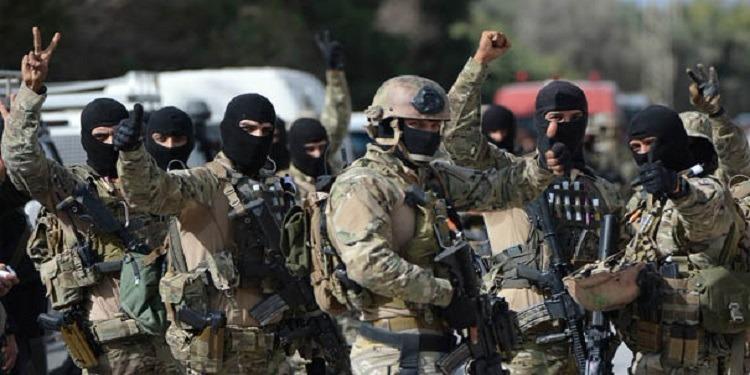 إرهابي القصرين قدم إلى خمودة لإعادة ترميم كتيبة عقبة إبن نافع .. التفاصيل