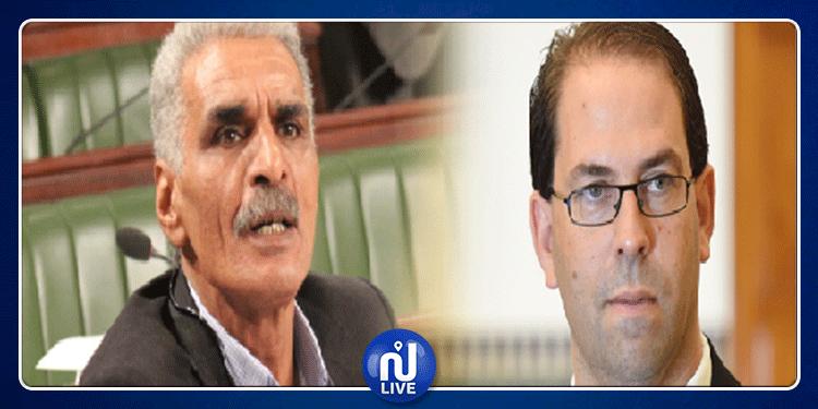 عمار عمروسية ليوسف الشاهد: ''أنت مجرّد موظف لدى كرستين لاغارد''