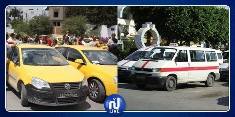 إضراب التاكسي واللواج: منظمة الأعراف 'غير معنية' والإتحاد مصرّ !