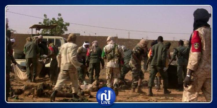 هجوم مسلح يودي بحياة 110 شخصا في مالي