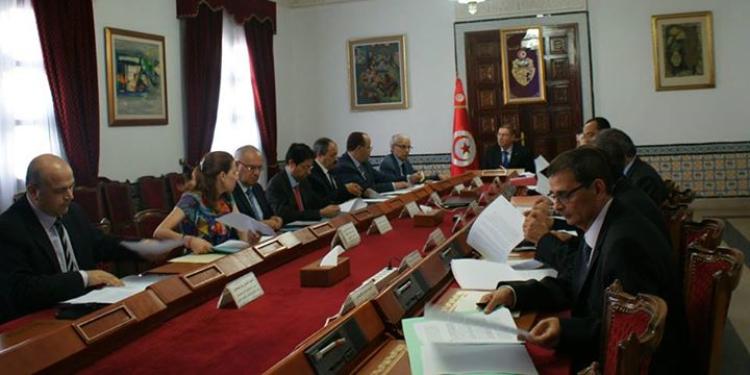 الحكومة تدرس سبل التعاون الأمني مع الإتحاد الأوروبي