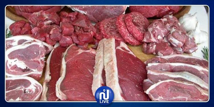 سيدي ثابت: حجز 35 طنا من اللحوم الفاسدة