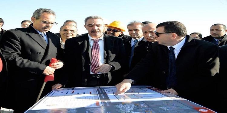 انطلاق أشغال مشروع 'الحماية من الفيضانات لتقسيم حدائق تونس'
