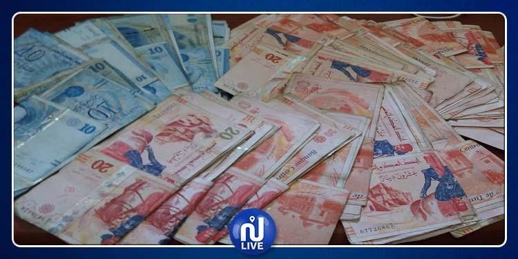 سيدي بوزيد: إيقاف شخص تورّط في تدليس العملة التونسية وترويجها