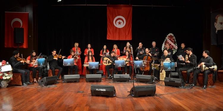 حفل موسيقي تونسي تركي بإسطنبول