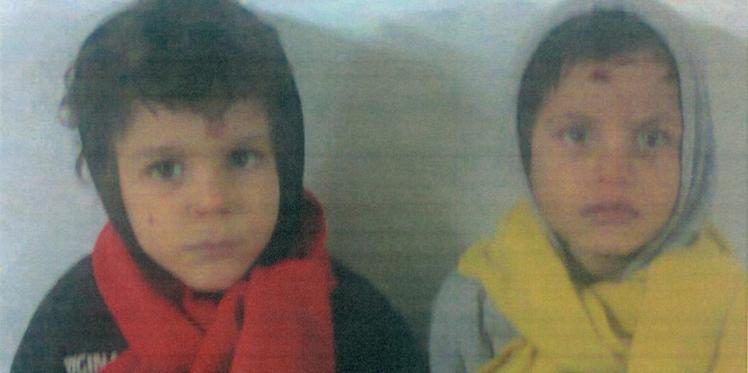 العاصمة: العثور على طفلين تائهين