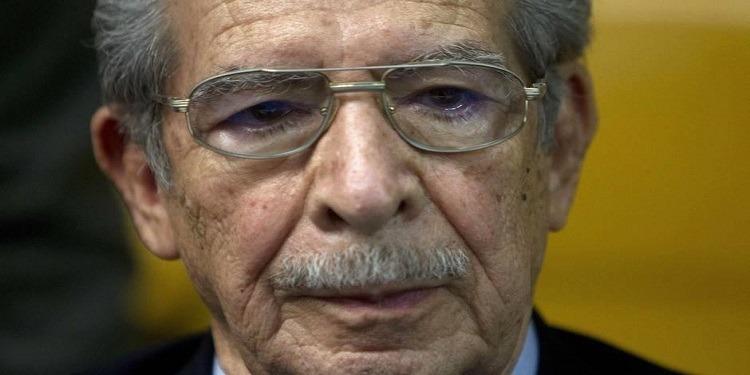 Guatemala: Décès de l'ex-dictateur Efraín Ríos Montt, à l'âge de 91 ans