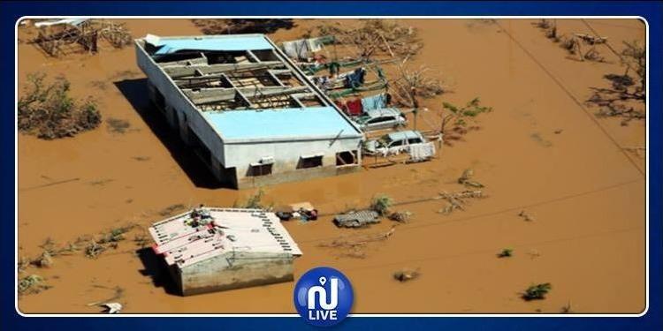 الإعصار إيداي يقتل 843 شخصا في إفريقيا