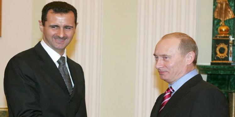 """سوريا: بعد إعلان إنسحاب القوات الروسية، الرئاسة السورية تؤكد: """"لا وجود لخلافات مع موسكو"""""""