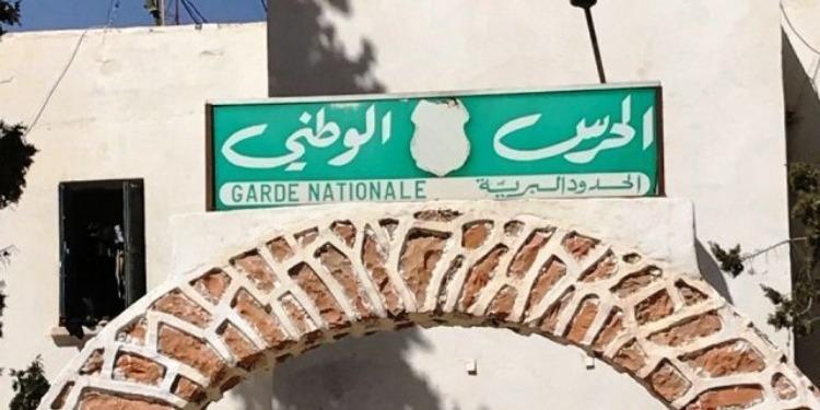 Kasserine : Arrestation de 9 syriens ayant tenté de traverser les frontières