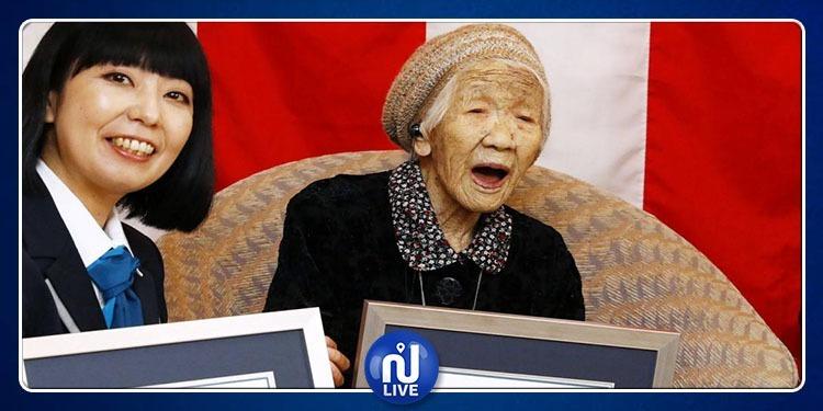 Japon : Kane Tanaka… nouvelle doyenne de l'humanité