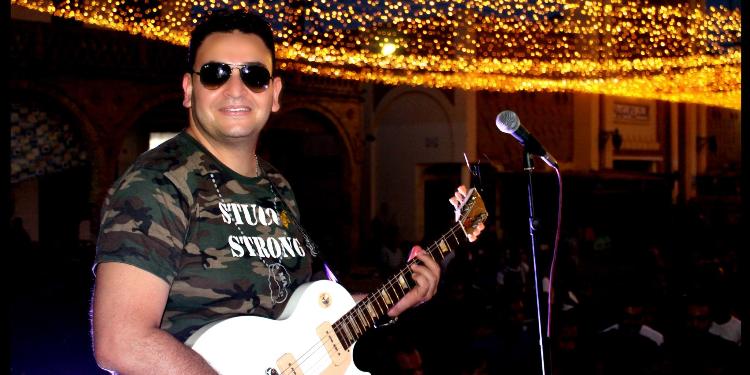 الليلة في الراشيدية : المالوف  التونسي على أنغام الغيتار مع سفيان سفطة