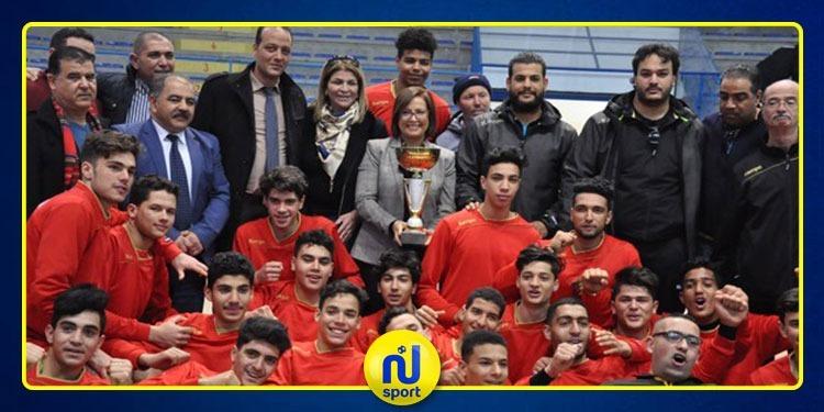 كرة اليد: المنتخب التونسي يُتوج بالنسخة الأولى من البطولة المغاربية