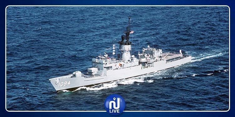 سفن حربية أمريكية ترسو بسواحل ليبيا...ما الحكاية!؟