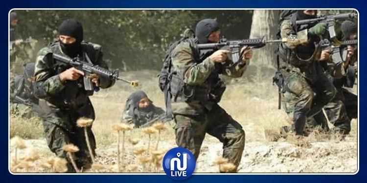 Echanges de coups de feu contre des terroristes au Kef…