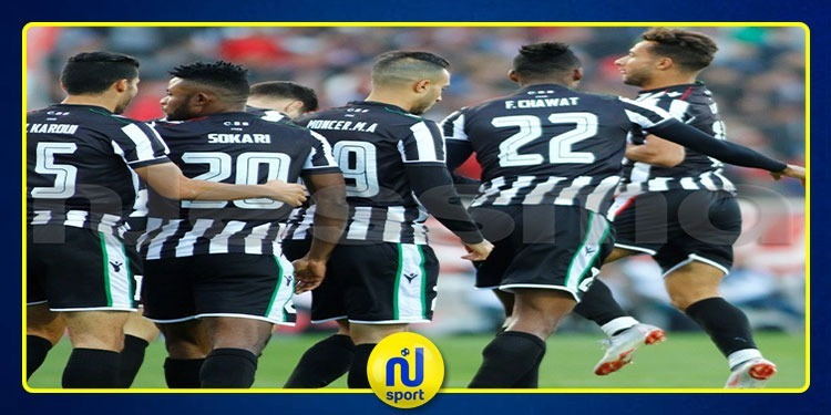 التشكيلة المحتملة للنادي الصفاقسي في مواجهة النادي البنزرتي