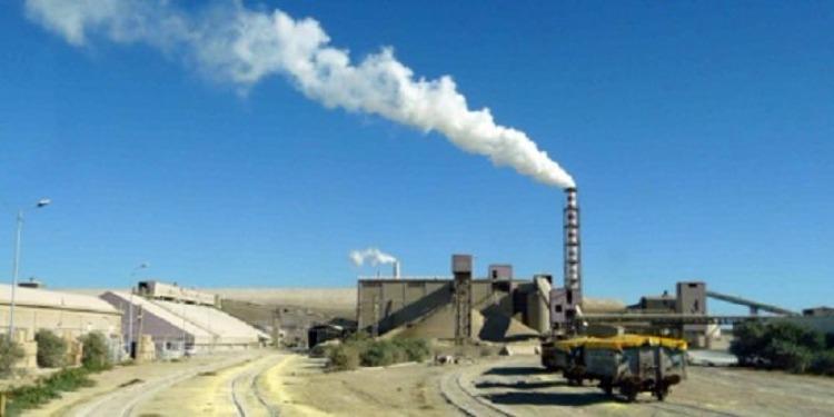 قابس: إنتصاب حظيرة أشغال مشروع بناء مقر الإدارة الجهوية للمجمع الكيميائي التونسي