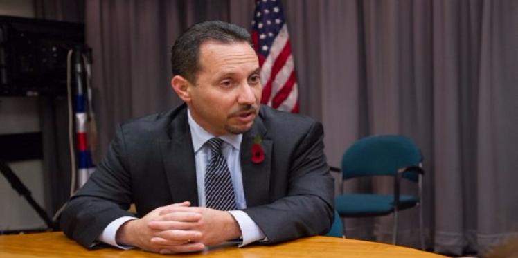 """سفير أمريكا بتونس: """"ملتزمون بمواصلة دعم تونس في المجالين الأمني والعسكري"""""""