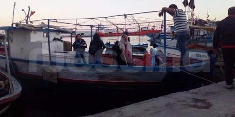 سوسة :عائلة تهدد بالـ''حرقة'' بميناء  الصيد البحري