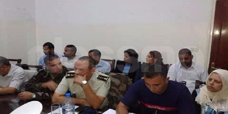 بنزرت: محمد قويدر يدعو مصالح الصوناد والصحة إلى أخذ عينات من مياه الشرب لتحليلها