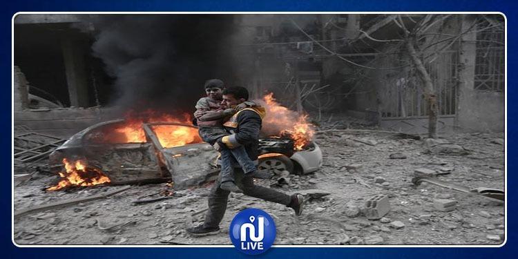 2018, année la moins sanglante en Syrie…