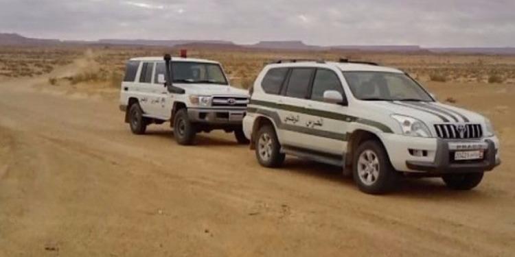 القصرين: ضبط 5 عائلات سورية مجتازة للحدود البرية التونسية خلسة